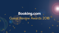 Booking Awards 2018 - 9,2 Punkte!